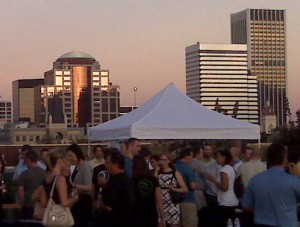 SEMpdx Rooftop Networking Party